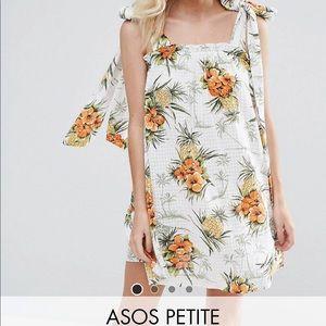 🍦Host Pick🍦 ASOS Petite sun dress size 0P